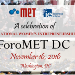 MET Community and IE Business School Present ForoMET-November 16
